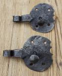 1 Paar kleine Schippenbänder