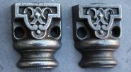 Stangenführung, 15 mm