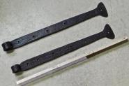 Schwere Bänder aus dem 19. Jahrhundert, 67 cm