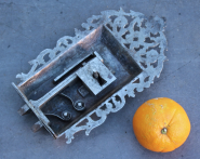 Frühbarockes Schrankschloss