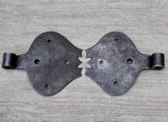 1 Paar alte Schippenbänder