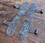 4 einfache Kreuzbänder