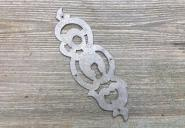 Schönes Türschild aus Eisen