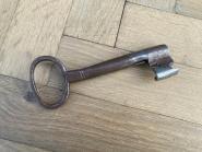 Großer, alter Schlüssel