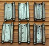 Alte Pendeltürbänder, Türstärke 36 mm