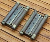 Alte Pendeltürbänder, Türstärke 30 mm