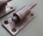 Schwere Plattenkloben, 13 mm