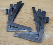 1 Vierer-Satz einfache Winkelbänder aus Eisen