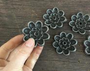Alte Eisenblüten