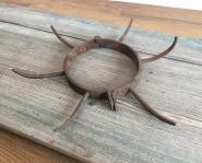 Alter Haken-Ring aus Eisen