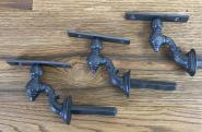 Handlaufstützen aus Eisenguss