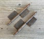 1 Paar Schrankbänder für eine links angeschlagene Tür, 19cm