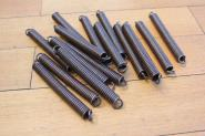 Alte Stahlfedern