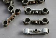 Doppelschelle für Kabel bis 14 mm Durchmesser