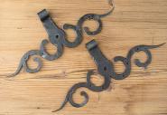 Schlangenbänder aus dem Frühbarock