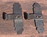 Zwei kleine Kreuzbänder