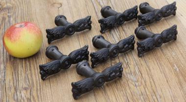Oliven aus der Gründerzeit, lackiert