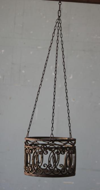 Eisenkorb aus den 20ern