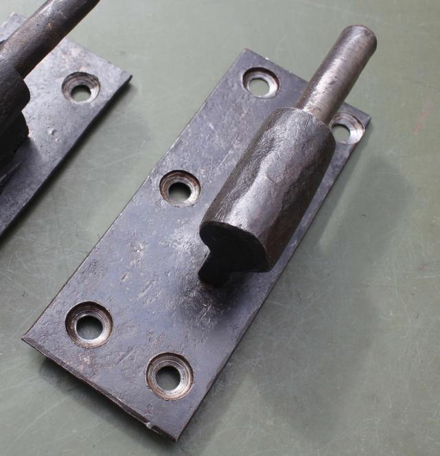 Große Plattenkloben, Dorndurchmesser 15 mm