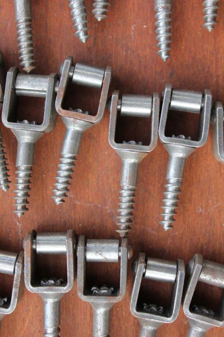 Rollkloben für Fenstergetriebe